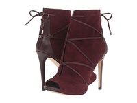 Guess Ayana Burgundy Women's Boots