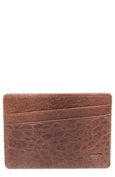 Men's Will Leather Goods 'Quip' Leather Card Case