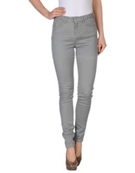 Maison Scotch Denim Pants Grey