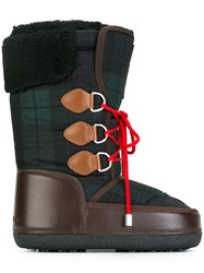 Dsquared2 Moon Boots Multicolour