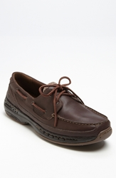 Dunham 'Shoreline' Boat Shoe Online Only Brown Leather
