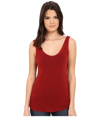 Project Social T Coco Tank Top Sherry Women's Sleeveless Brown