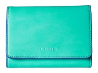 Lodis Audrey Mallory French Purse Lake Violet Wallet Handbags Blue
