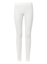 The Row Stratton High Rise Skinny Jeans