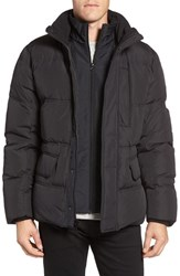 Marc New York Men's By Andrew Vinalhaven Quilted Down And Feather Fill Jacket