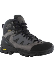 Hi Tec Maipo Waterproof Walking Boots Charcoal