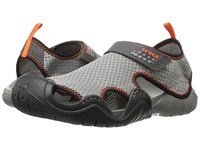 Crocs Swiftwater Sandal Smoke Graphite Men's Sandals Black