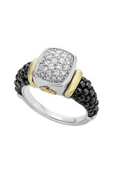 Lagos Women's 'Caviar' Diamond Ring