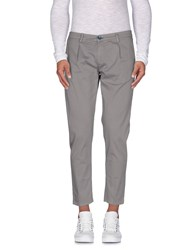 Liu Jo Jeans Trousers Casual Trousers Men Grey