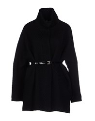 Caractere Coats And Jackets Coats Women Black