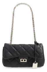 Catherine Catherine Malandrino 'London' Chain Shoulder Bag Black