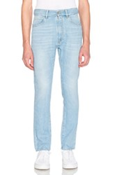 Maison Martin Margiela Vintage Extra Cropped Jeans In Blue