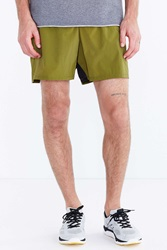 Undefeated Tech Running Short Green