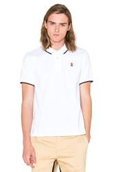 Opening Ceremony Torch Classic Fit S S Polo White