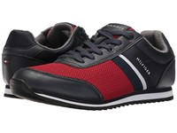 Tommy Hilfiger Fallon Navy Red Men's Shoes Multi