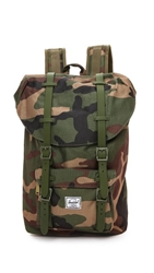 Herschel Little America Backpack Camo
