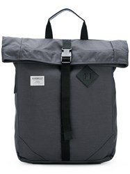 Sandqvist 'Eddy' Backpack Grey