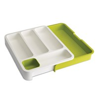Joseph Joseph Drawer Store White Green