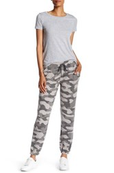 Soft Joie Arnelle Printed Lounge Sweatpant Black