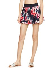 Kate Spade Colombre D'or Pleated Skirt Cover Up