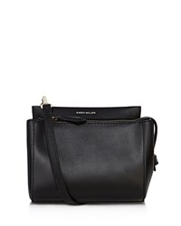Karen Millen Investment Mini Satchel Black
