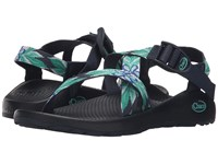 Chaco Z 1 Ultraviolet Classic Blue Daisy Women's Shoes