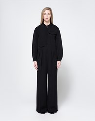 Christophe Lemaire Coverall In Black