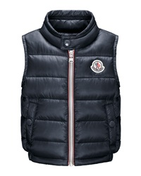 Moncler Amaury Long Season Quilted Vest 12M 3Y