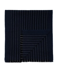 The Men's Store At Bloomingdale's Striped Scarf