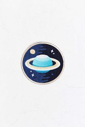 Urban Outfitters Mokuyobi Galaxy Planet Patch Navy