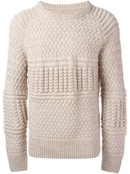 Avelon 'Page' Sweater Nude And Neutrals