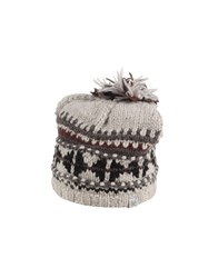 Local Apparel Accessories Hats Women Light Grey