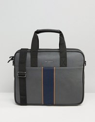 Ted Baker Messenger Bag Grey