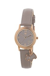 Radley Ry2130 Rose Gold Plated Leather Ladies Watch