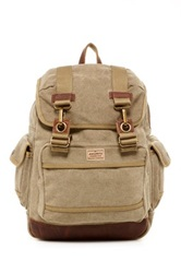 A. Kurtz Cedar Rucksack Backpack Green