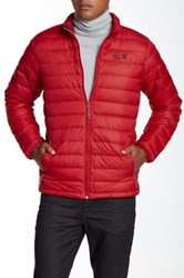 Mountain Hardwear Micro Ratio Down Jacket Red