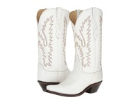Old West Boots Lf1521 White Cowboy Boots