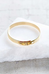 Urban Outfitters Always In Love Bangle Bracelet Gold