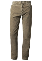 Marc O'polo Trousers Soft Walnut Brown