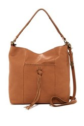 Lucky Brand Sydney Hobo Crossbody Brown