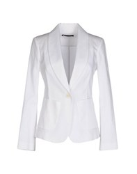 Compagnia Italiana Suits And Jackets Blazers Women White