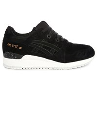 Asics Gel Lyte Iii Rose Gold Black Trainers