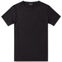 Nonnative Dweller Pocket Tee Black