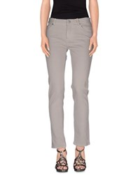 Loro Piana Denim Denim Trousers Women Grey