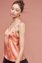 Anthropologie Marie V Neck Cami Rose