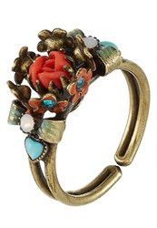 Konplott Arsenic Ring Multi Antique Multicoloured