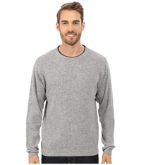 Mountain Khakis Lodge Crew Neck Sweater Heather Grey Men's Sweater Gray
