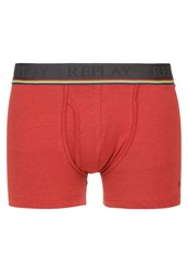 Replay Shorts Red