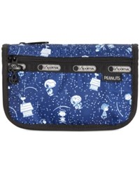 Le Sport Sac Lesportsac Peanuts Collection Travel Cosmetic Bag Stargazer