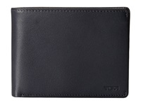 Tumi Chambers Global Double Billfold With Id Navy Bill Fold Wallet